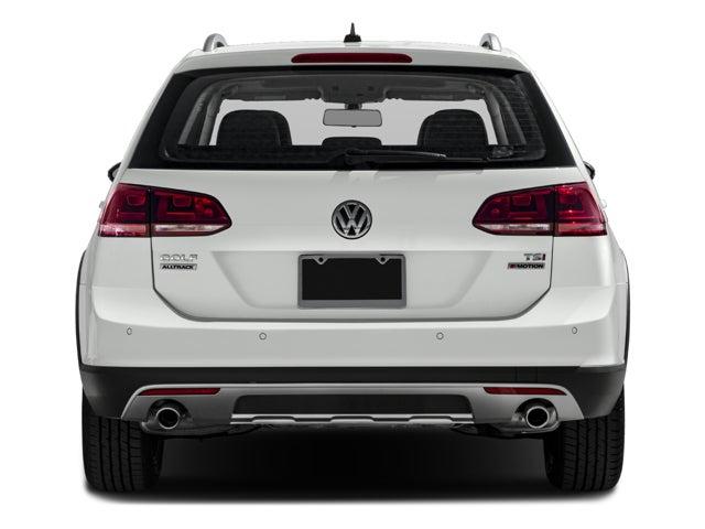 2017 Volkswagen Golf Alltrack Sel Volkswagen Dealer