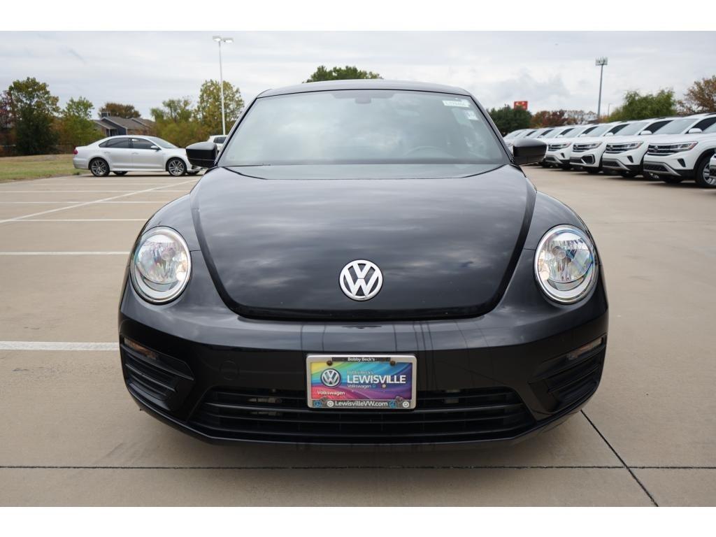 2017 Volkswagen Beetle 1 8t S Volkswagen Dealer Serving Lewisville Tx New And Used