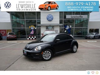 2017 Volkswagen Beetle 1 8t S Volkswagen Dealer Serving